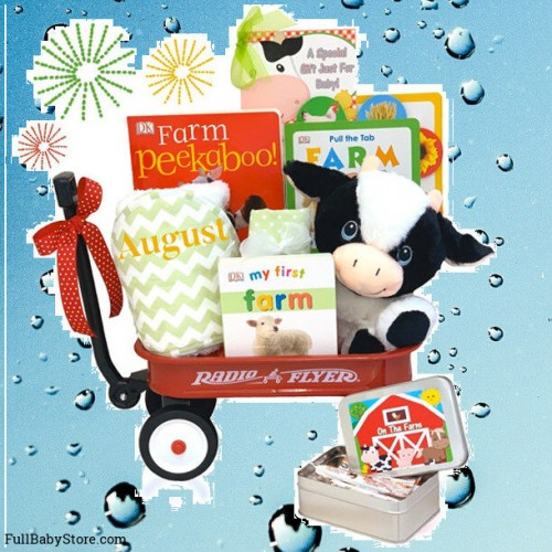 Day On The Farm Gift Basket