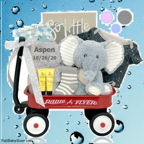 Elegant Elephant Baby Wagon