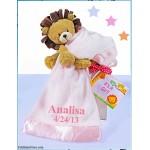 Little Lion Gift Box-Pink