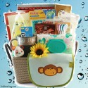 Oh What a Joy! Baby Gift Basket