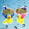 Ducky Cookie Gift Planter - 6 Gourmet Cookies