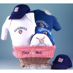 All Sports Baby Gift Basket