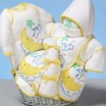 Cow n Moon Baby Gift Basket