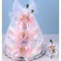 Diaper Cake Delight Baby Girl Gift