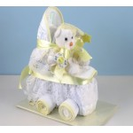Diaper Carriage Baby Shower Gift