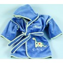 Dinosaur Hooded Cover-up Personalized Baby Gift
