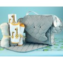 Elephant Diaper Tote Newborn Baby Gift