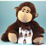 Five Little Monkeys Giant Plush Baby Gift