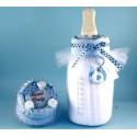 Milk & Cake Baby Boy Gift