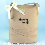 Mommy to Bee™ Apron Baby Shower Gift