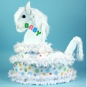 My Little Pony Diaper Cake Baby Gift
