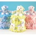 Plush Diaper Cakes
