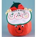 """Peek A Boo"" Halloween Baby Gift Basket"