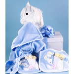 Personalized Baby Boy Gift in Rocking Horse Gift Box