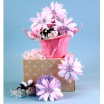 """""""Pretty as a Flower"""" Baby Girl Gift"""