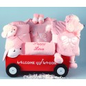 Puppy Love Deluxe Wagon-Baby Girl Gift