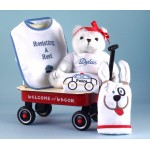 """""""Resisting A Rest"""" Personalized Baby Girl Gift"""