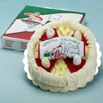 """Special Delivery"" Pizza Baby Gift"