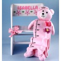 Step Stool Personalized Baby Girl Gift