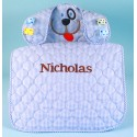 Time for a Change-Personalized Changing Pads-Boy