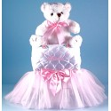 Tote,Tutu,Teddy Personalized Big Sister Gift