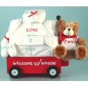 Welcome Wagon Gift For Twins