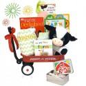 Baby Einstein Day On The Farm Gift Basket