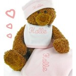 Gund Bear Cutie Collectible Set-Pink