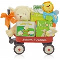 It's Lullaby Time Baby Gift Wagon