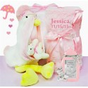 Stork Delivery Gift Set-Girl