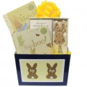 Baby Gift Basket with Classic Peter Rabbit Baby Books