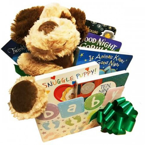Sleep Baby Sleep Gift Basket for Newborns