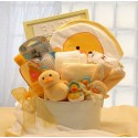 Bath Time Baby New Baby Basket – Medium