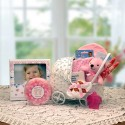 Bundle of Joy New Baby Basket - Pink