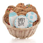 It's A Boy! Cookie Gift Basket