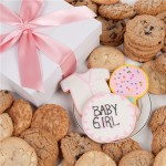 It's A Girl! Signature Cookie Gift Box